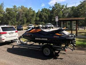 Seadoo Jet Ski Package GTI 130 and GTR 215 Lambton Newcastle Area Preview