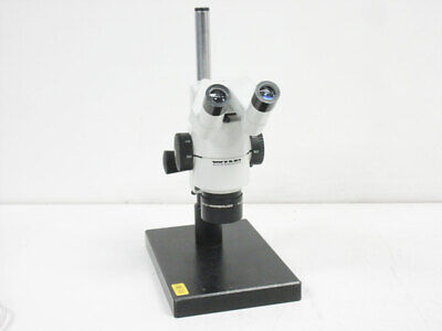 Wild M8 Body With Comfort Head Plan 1x Objective Optics With Weighted Stand