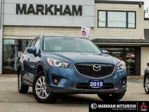 2015 Mazda CX-5 GS - 1OWNERBLINDSPOT MONITOR|SUNROOF|BACKUP CAM|