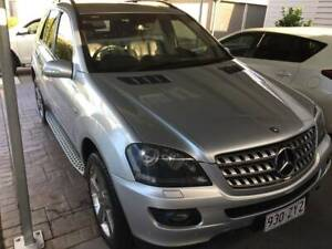 "Mercedes Benz ML320 CDi ""Edition 10"" Turbo Diesel 4 X 4 Wagon"
