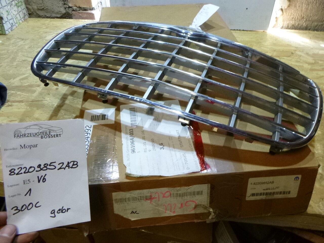 Chrysler 300C 300 C '00-'05 Kühlergrill Grill Mopar Frontgrill Grille 82209852AB