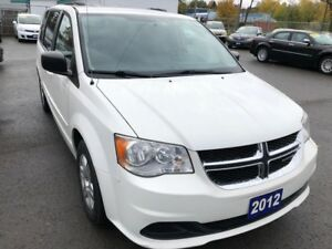 2012 Dodge Grand Caravan SE.  Full STOW-N-GO