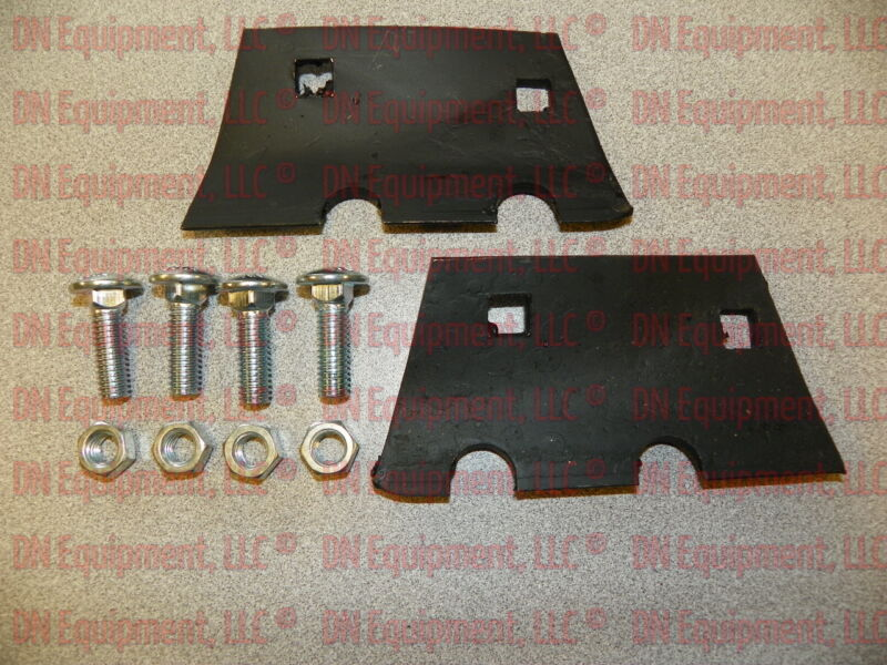 """Replacement 12"""" Auger Cutting Edge (Blade) Kit"""