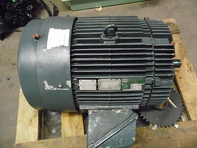 100 Hp 405ts Frame 460 Volt 3565 Rpm Ac Motor