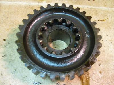 1923 Fordson Model F Tractor Transmission Low Gear 30 T Ext 13 T Int