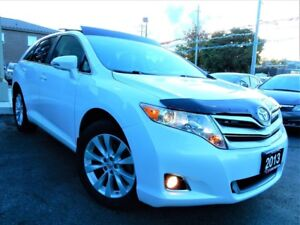 2013 Toyota Venza XLE | LEATHER.PANORAMIC | BACK UP CAMERA