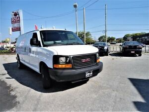 2014 GMC Savana AUTO EXTENDED PW PL NO RUST AC NO ACCIDENT LOCAL
