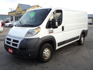 2015 RAM ProMaster 1500 LowRoof 3.0L 4cyl Eco Diesel