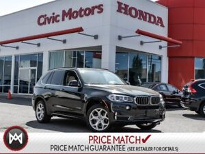 2015 BMW X5 XDrive35d - NAVIGATION, HEATED SEATS, BACK UP CAM