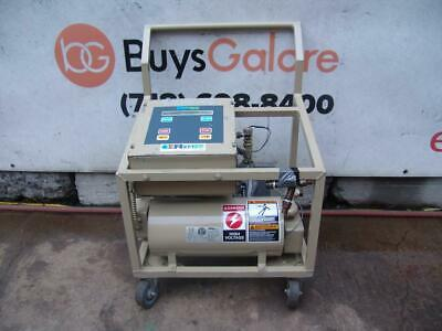 Reftec Refrigerant Recovery Systems Ac Great Shape