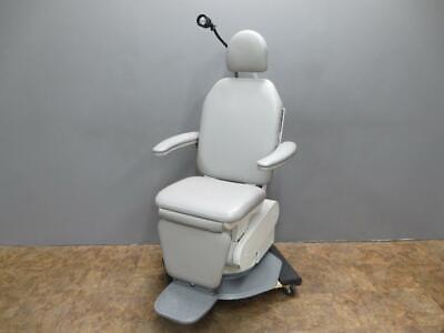 Smr Maxi Select 280000 Power Exam Chair Ent W Lamp Swivel Midmark Ritter Ent