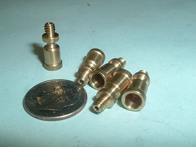 5 14 Mini Model Hit Miss Gas Engine Or Steam Engine Brass Oil Cups