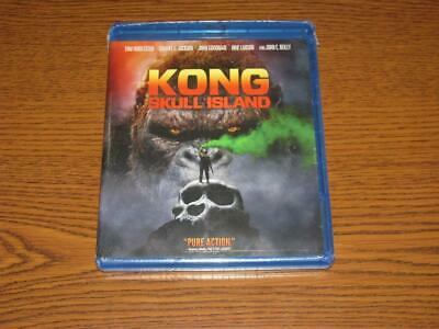 Kong: Skull Island (Blu-ray/DVD, Includes Digital Copy)