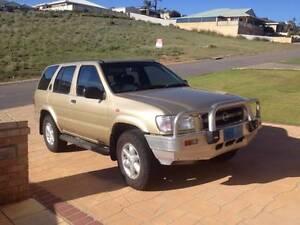 2004 Nissan Pathfinder Wagon Wandina Geraldton City Preview