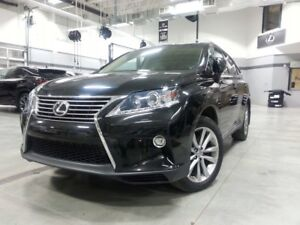 2015 Lexus RX 350 TOURING AWD; CUIR TOIT GPS CAMERA LOW MILEAGE