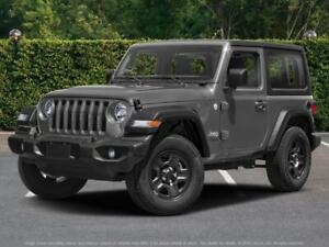 2019 Jeep All-New Wrangler Sport 4x4