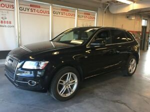 2013 Audi Q5 3.0L PRICE WITH FINANCING