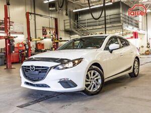 2015 Mazda Mazda3 GX **63,000KM!**JAMAIS ACCIDENTÉ** GX **63,000