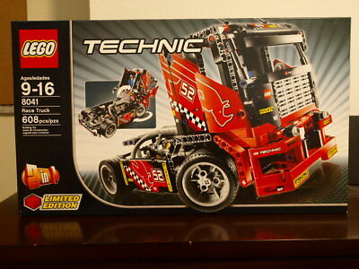 Brand New LEGO TECHNIC 8041 Race Truck 2 in 1 Limited Edition US Seller