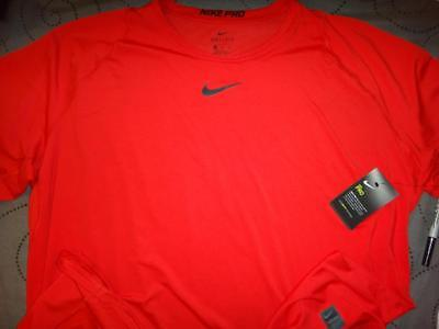 NIKE PRO DRI FIT BREATHABLE TEE SHIRT SIZE 4XL MEN NWT $35.00