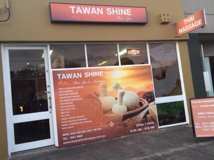 TAWAN SHINE THAI SPA MASSAGE Bentleigh East Glen Eira Area Preview