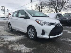 2015 Toyota Yaris LE