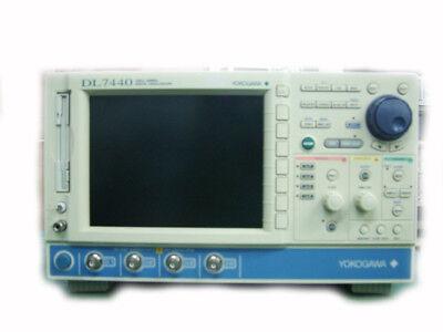 Yokogawa Dl7440 701460 Oscilloscope Digital Mixed Signal