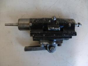 DUMORE TOOL POST GRINDER SPINDLE ATTACHMENT FOR LATHE & SPINDLE