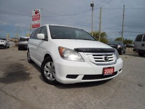 2008 Honda Odyssey AUTO LOW KM POWER SLIDDING DOORS 8 PASSENGER