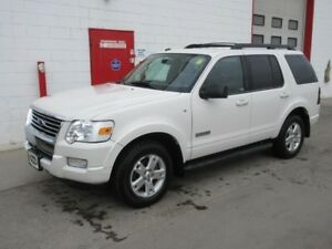 2008 Ford Explorer XLT 4.0 v6  ~ leather ~ 7 passenger ~ $7999