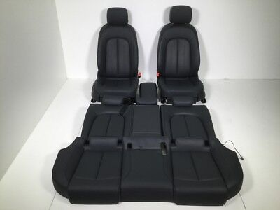 Seats Leather Trim Interior Design Audi A7 Sportback (4GA) Facelift