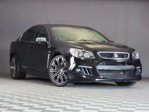 2014 Holden Special Vehicles Senator Gen-F MY14 Signature Black 6 Speed Sports Automatic Sedan
