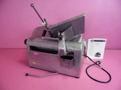 Hobart 1712 Two-2 Speed Automatic Manual Commercial Deli Meat Cheese Slicer