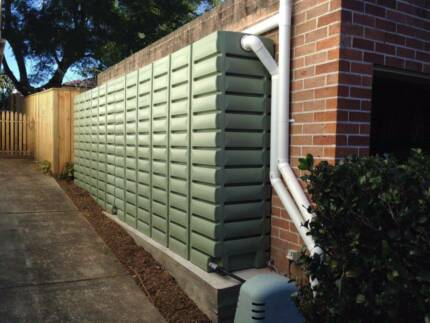 THINTANK SALE! Skinny Poly Water Tanks, Rainwater, Shed, Pumps