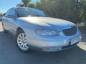 1999 Holden Statesman WH V6 Silver 4 Speed Automatic Sedan Hoppers Crossing Wyndham Area Preview