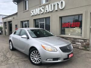 2011 Buick Regal CXL w/1SC