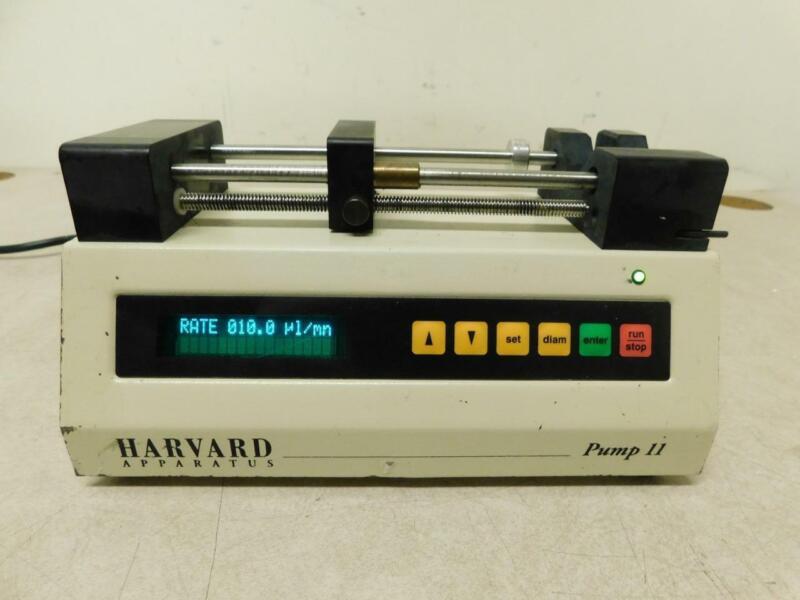 Harvard Apparatus 55-1199 Digital Single Syringe Pump 11