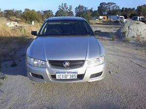 Commodore executive Sedan vz 2005 petrol/lpg 193000 km $3490 ono Anketell Kwinana Area Preview
