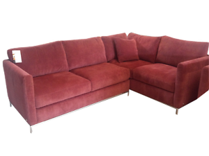 Natuzzi Ex dispaly sectional sofa Caringbah Sutherland Area Preview
