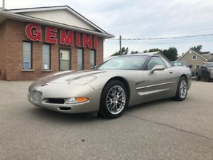 1999 Chevrolet Corvette Targa w/ Replica ZR1 Wheels