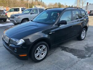 2008 BMW X3 3.0Si   One Owner