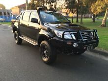 2013 Toyota Hilux Ute Coogee Eastern Suburbs Preview