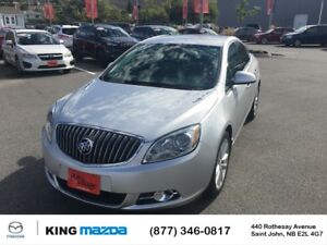 2014 Buick Verano Convenience ONE OWNER..LOW KMS..REMOTE START..