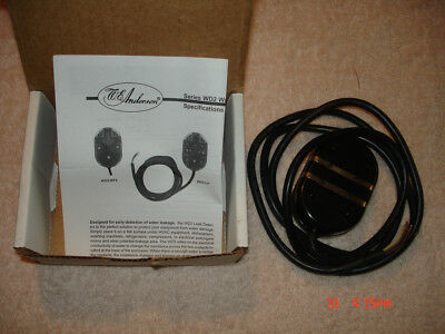Dwyer Water Leak Detector Model Wd2-lp-d2 Dp Dt Internal Relay New In Box