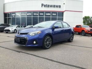 2016 Toyota Corolla S with Technology Package