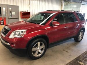 2012 GMC Acadia SLT1 AWD 7 PASSAGERS CUIR TOIT PANORAMIQUE