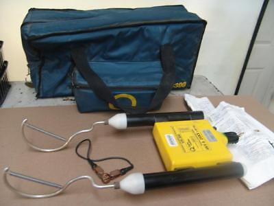 Insulator Tester Vis-300 Detection Instrument Greenlee Positron Hubbel Hi-test 1
