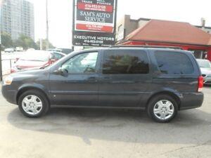 2009 Chevrolet Uplander LS LOW KM SUPER CLEAN