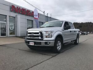 2016 Ford F-150 SUPERCREW XLT LOW MILEAGE!