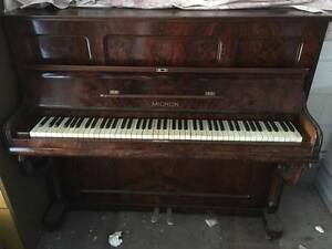 Old Mignon Upright Piano. GOING STUPID CHEAP!!! Payneham Norwood Area Preview